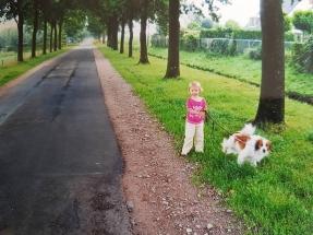 Lisette en Oscar 2006 zomer