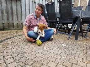 Puppybezoek Daily